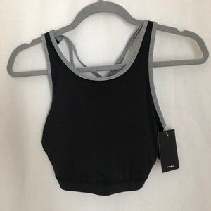 NWT Saucony Running Sports Athletic Bra